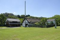 奈良県 江戸時代の町家集落 大和民俗公園