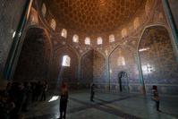 イラン イスファハン シャイフ・ルトゥフッラー・モスク