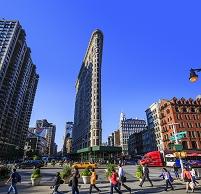 ニューヨーク フラットアイアン・ビル