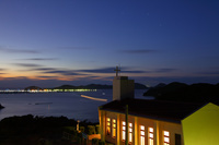 長崎県 新上五島町 跡次教会