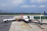 ベトナム ダナン国際空港