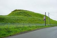 北海道 釧路市 モシリヤ砦跡(国史跡)