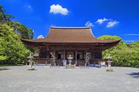 滋賀県 三井寺(園城寺) 金堂