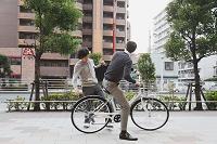 自転車 マナー違反