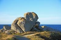 フランス ブルターニュ地方 ポントゥスヴァルの巨石