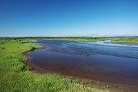 北海道 猿払川