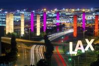 アメリカ ロサンゼルス ロサンゼルス国際空港