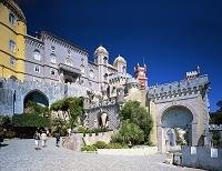 ポルトガル・シントラ ペーナ宮殿