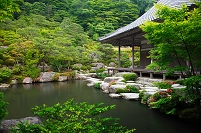 滋賀県 百済寺