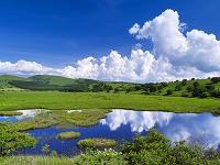 長野県 八島ヶ池と八島湿原