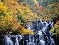 秋田県 立又渓谷の二の滝