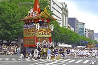 京都府 祇園祭 長刀鉾