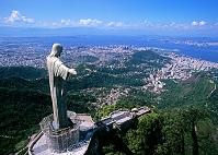 ブラジル コルコバードの丘