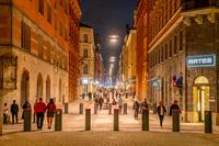 スウェーデン ストックホルムの街並み