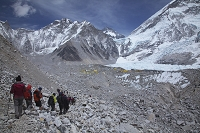 ネパール エベレストベースキャンプ近郊