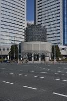 東京都 豊洲交差点