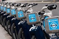 ロンドン バークレーズ レンタル自転車