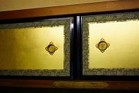 金箔の建具