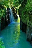 宮崎県 夏の高千穂峡