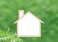 木の家のフレーム
