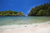 小笠原諸島の父島 コペペ海岸