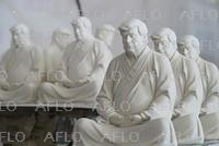トランプ氏の仏像 中国で製造販売