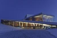 ノルウェー オスロ・オペラハウス