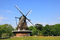 千葉県 デンマーク式粉引き風車