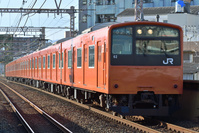 大阪府 大阪環状線 201系普通電車