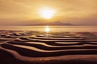 熊本県 有明海の干潟