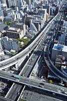 阪神高速道路 西船場ジャンクション