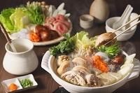 水炊き鍋 和食