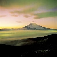 静岡県 富士山 箱根山山伏峠から
