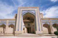 ウズベキスタン ヒヴァ イチャン・カラ
