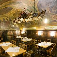 ドイツ ライプツィヒ レストラン「アウアーバッハス・ケラー」