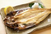 焼き魚ホッケ