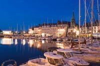 フランス オンフルール旧港