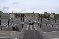 フランス ヴォルテール通りとセーヌ川