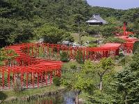 青森県 千本鳥居・高山稲荷神社