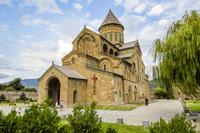 ジョージア スヴェティ・ツホヴェリ大聖堂