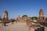 タイ アユタヤ遺跡