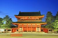 京都府 平安神宮 應天門