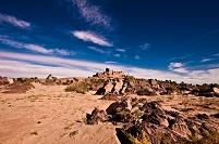 モロッコ 荒野