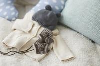 赤ちゃんの防寒着