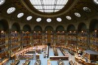フランス パリ フランス国立図書館 ビブリオテーク・ナショナル