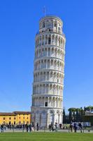 イタリア ピサ ピサの斜塔