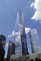 ニューヨーク ワールドトレードセンターの高層ビル