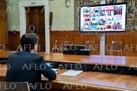 G20首脳がテレビ会議 新型コロナ対策を協議