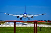 沖縄県 下地島空港 ボーイング767
