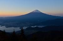 山梨県 富士山 新道峠